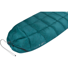 Sea to Summit Traveller TrI Sacos de dormir L, teal